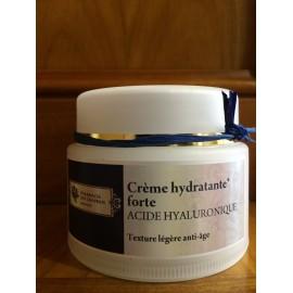 Crème hydratante forte ACIDE HYALURONIQUE texture LÉGÈRE 50ml