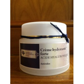 Crème hydratante forte ACIDE HYALURONIQUE texture NORMALE 50ml