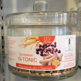 G-tonic complexe fatigue 10 gélules